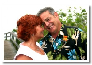 Vow Renewal Couple