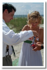 Vows Sand