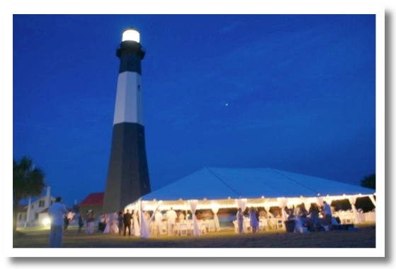 Get Married At The Base Of Tybee Island Famous Lighthouse For Any Size Group Grounds Are Available Individually As A Ceremony Site And Reception